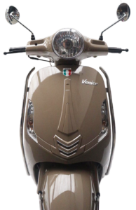 Venice taupe 125 cc voorkant