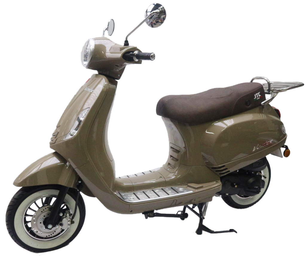 Scooters 50cc JTC Venice Taupe