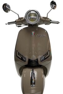 Milano 50cc taupe voor